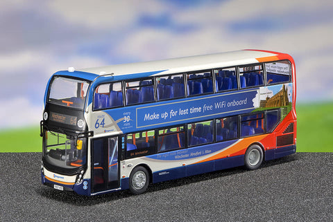 1/76 UKBUS6513 Stagecoach South ADL Enviro400 MMC 10.9m - 10892 rt.64