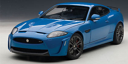 1/18 AUTOART 73641 JAGUAR XKR-S (FRENCH RACING BLUE)