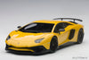 1/18 AUTOART 74558 Lamborghini Aventador LP750-4 SV (New Giallo Orion/ Metallic Yellow)