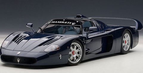 1/18 AUTOART 75802 MASERATI MC12 (METALLIC BLUE)