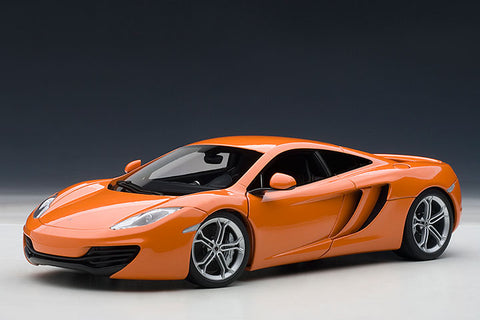 1/18 AUTOART 76006 McLaren 12C (Metallic Orange)
