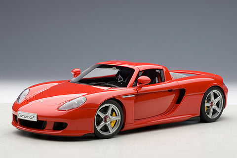 1/18 AUTOART 78044 PORSCHE CARRERA GT (RED)
