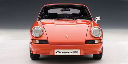 1/18 AUTOART 78057 PORSCHE 911 CARRERA RS 2.7 1973 - ORANGE (STANDARD VERSION)