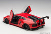 1/18 AUTOART 79108 Liberty Walk LB-Works Lamborghini Aventador (Red)