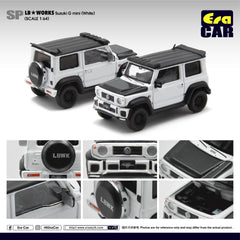 1/64 Era Car SP06 LB Works Suzuki G Mini (White)