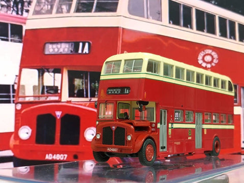 1/76 AEC Regent MkV - rt.1A Sau Mau Ping (Central)