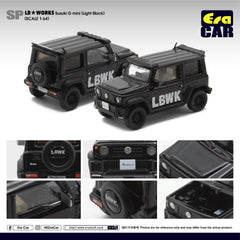 1/64 Era Car SP17 LB Works Suzuki G Mini (Light Black)