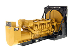1/25 Diecast Masters 85100 Caterpillar CAT 3516B Package Generator Set