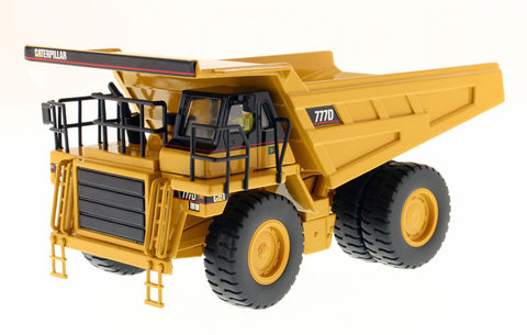 Diecast Masters 85104 1/50 Caterpillar CAT 777D Off-HighwayTruck