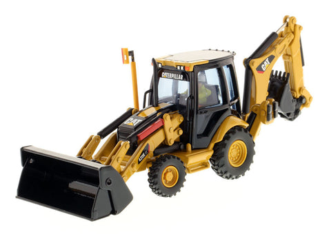 Diecast Masters 85143 1/50 Caterpillar CAT 420E IT Backhoe Loader
