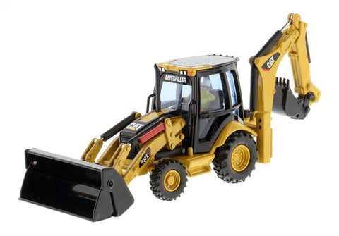Diecast Masters 85149 1/50 Caterpillar CAT 432E Backhoe Loader