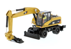 Diecast Masters 85177 1/87 Caterpillar CAT M318D Wheel Excavator