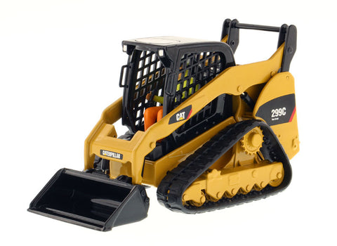 1/32 Diecast Masters 85226 Caterpillar CAT 299C Compact Track Loader