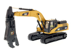Diecast Masters 85277 1/50 Caterpillar CAT 330D L Hydraulic Excavator with s