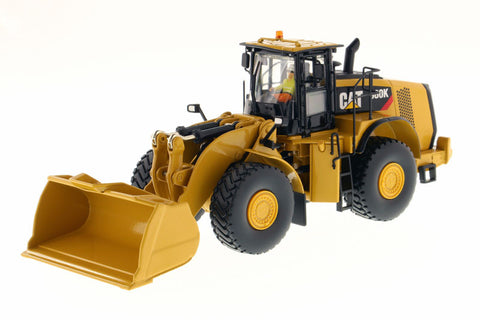 1/50 Diecast Masters 85289 Caterpillar CAT 980K Wheel Loader - Material Handling