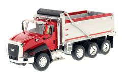 Diecast Masters 85502 1/50 Caterpillar CAT CT660 Dump Truck - Red