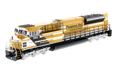 Diecast Masters 85546 1/87 Caterpillar CAT EMD SD70ACe-T4 Locomotive (Yellow)