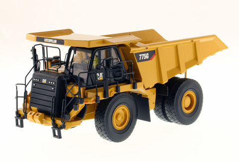 Diecast Masters 85909 1/50 Caterpillar CAT 775G Off-Highway Truck