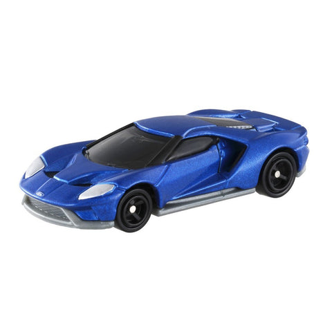 TAKARA TOMY - Tomica No.019 Ford GT Concept (1st Edition)