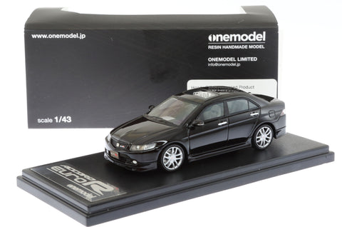 1/43 OneModel Honda Accord Euro R BLACK