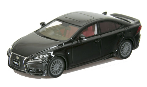 1/43 WIT'S - CT531 IS 350 F SPORTS PARTS (TRD) BLACK