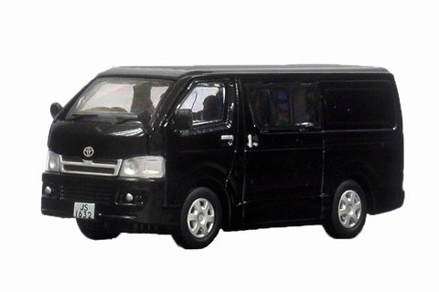 1/76 Best Choose Toyota Hiace (Black)