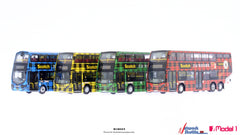 1/76 3M Scotch Tape Adv Bus - Complete Set [Overseas Only]