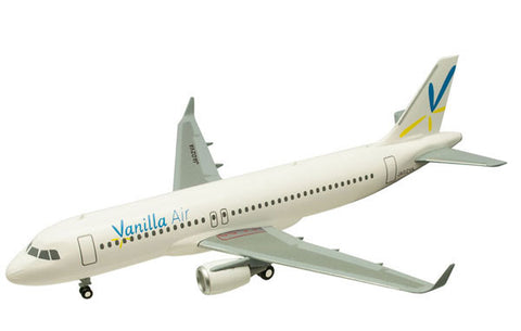 1/300 F-Toys Japanese Airline 2 Vanilla Air  Airlines A320-200