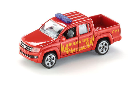 Siku 1467 Firefighter Pick-up