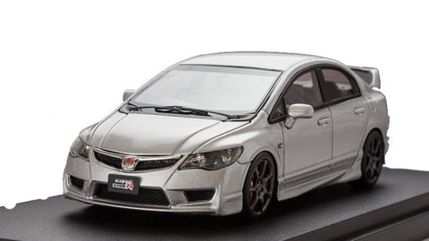 1/43 MARK 43 - Honda CIVIC TYPE R (FD2) Super Platinum Metallic (PM4332S)