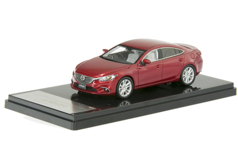 1/43 WIT'S - W594 Atenza sedan 25S L Package (Soul Red Premium Metallic)
