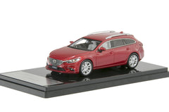 1/43 WIT'S - W597 Atenza wagon 25S L Package(Soul Red Premium Metallic)
