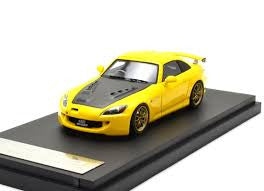 1/43 MARK 43 - Honda S2000 Mugen (AP1) New Indy Yellow Pearl (PM4310M2Y)
