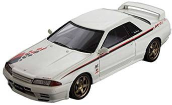 1/43 MARK 43 - Nissan Skyline GTR (R32 Nismo S-tune) White (PM4326W)
