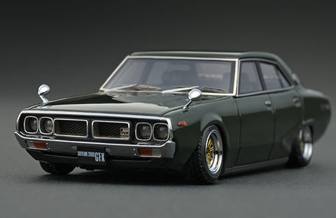 1/43 Ignition Model IG0389 Nissan Skyline 2000-GTX (GC110) Green