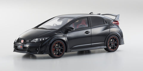 1/18 KYOSHO KSR18022BK Honda Civic Type R Black