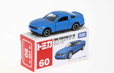 TAKARA TOMY - Tomica No.060 Ford Mustang GT V8