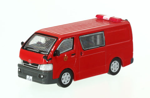 1/76 Hong Kong Fire Services Dept (HKFSD) Toyota Hiace - F839