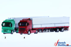 1/150 European Trailer Truck Collection - No.4 Volvo FH Wing Trailer