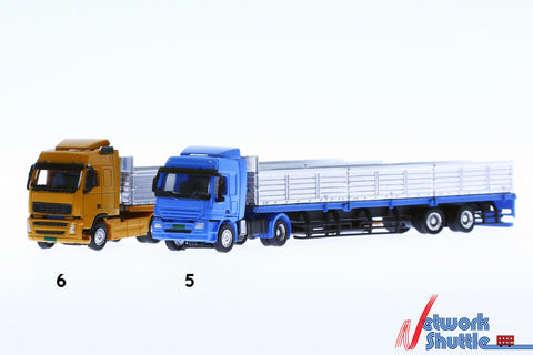 1/150 European Trailer Truck Collection - No.6 Volvo FH Dump Trailer