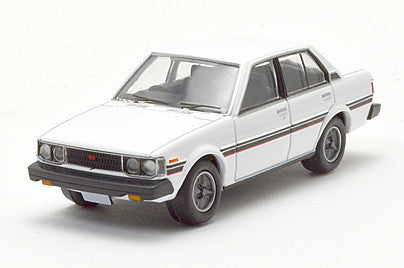 1/64 TOMYTEC Tomica Limited Vintage Neo - LV-N134a Toyota Corolla 1600GT (white)