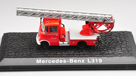 1/72 Mercedes Benz L319 Fire Truck w/ Ladder