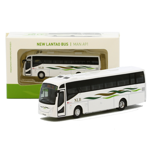 1/120 New Lantao Bus MAN A91 - MN79 rt.23