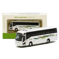 1/120 New Lantao Bus A91 (Asia Aero Body) - MN79 rt.23