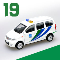 1/64 XCarToys 19 Urban Management Wuling Hongguang