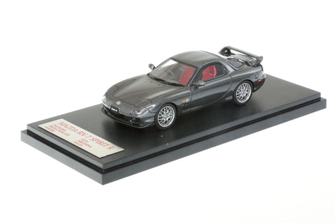 1/43 MARK 43 - Mazda RX-7 (FD3S) Spirit R Type A Titanium (PM4305GM)