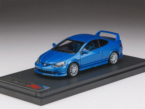 1/43 MARK 43 PM4319BL Honda Integra Type R (DC5) Early Version Arctic Blue Pearl
