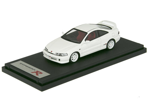 1/43 MARK 43 - Honda Integra Type R (DC2) 1995 Championship White (PM4328W)