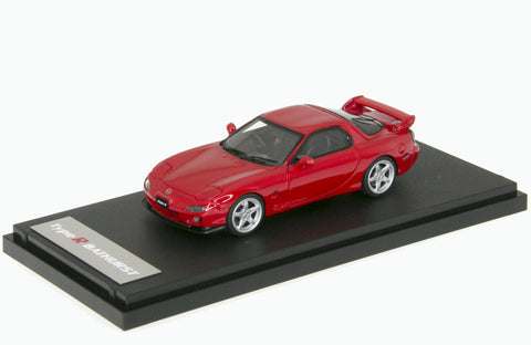 1/43 MARK 43 - Mazda RX-7 (FD3S) Type R Bathurst Vintage Red (PM4329R)