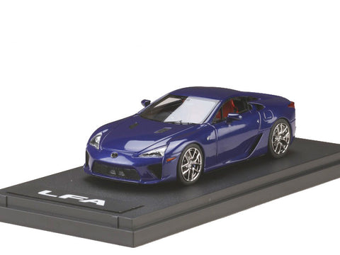 1/43 MARK 43 - Lexus LFA Blue pearl (PM4334BL)